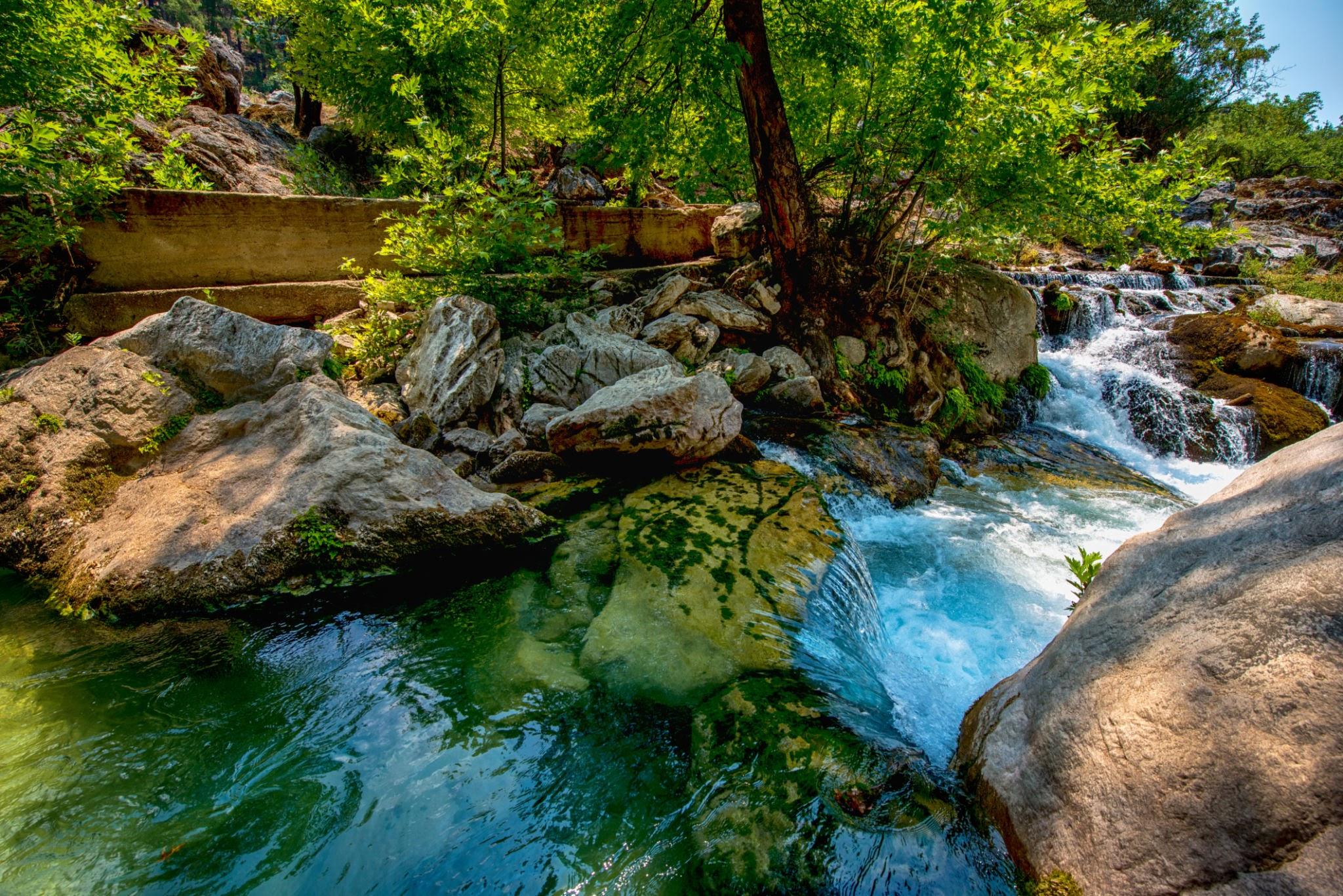 Yazılı Kanyon Milli Parkı